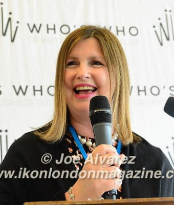 Nicola Horlick Who is Who Awards © Joe Alvarez