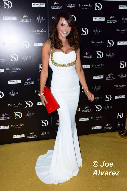 Lizzie Cundy Inspiring Leadership Awards in London © Joe Alvarez