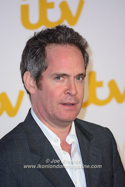Tom Hollander ITV Gala 2015 © Joe Alvarez