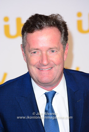Piers Morgan ITV Gala 2015 © Joe Alvarez