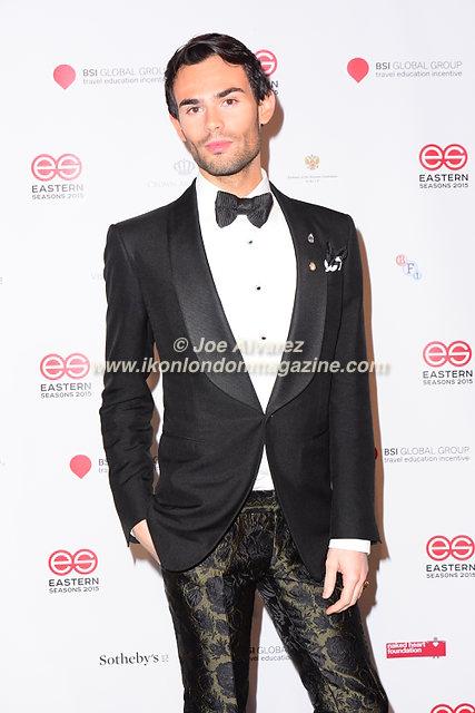Mark Frances Vandelli arrives at Eastern Season Gala at Madame Tussauds © Joe Alvarez.jpg