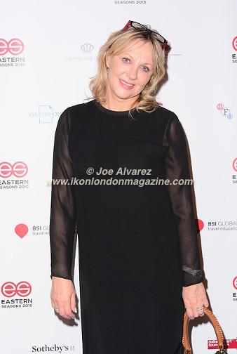 Elena Jakovleva at Eastern Season Gala at Madame Tussauds © Joe Alvarez.jpg