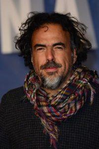 Alejandro Iñárritu arrives at The Revenant London Premiere © Joe Alvarez