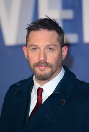 Tom Hardy arrives at The Revenant London Premiere © Joe Alvarez