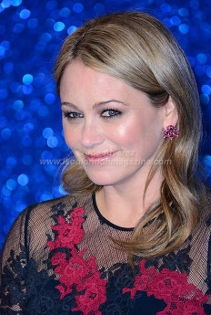 Christine Taylor at the London premiere of Zoolander 2 © Joe Alvarez