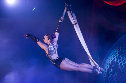 Cirque Berserk in West End