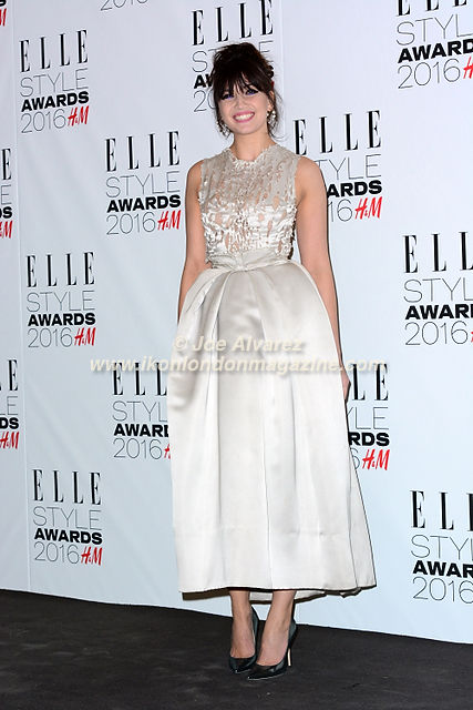 Daisy Lowe Elle Style Awards 2016 © Joe Alvarez