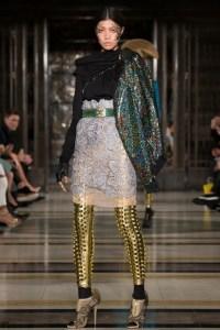 Ashley Isham AW16 London Fashion Week show