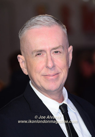 Holly Johnson Eddie The Eagel European Premiere © Joe Alvarez