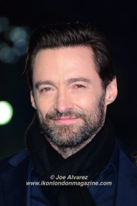Hugh Jackman Eddie The Eagel European Premiere © Joe Alvarez