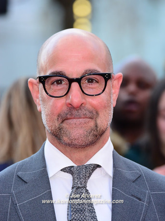Stanley Tucci at the Florence Foster Jenkins premiere © Joe Alvarez
