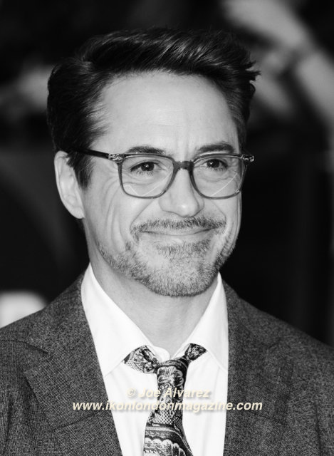 Robert Downey Jr The Captain America: Civil War London premiere © Joe Alvarez