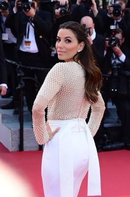 Eva Longoria Justing Timberlake Cannes Film Festival 2016 Opening Night Cafe Society premiere © Joe Alvarez