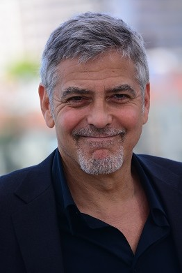 George Clooney The Money Monster Film Presscall Cannes Film Festival © Joe Alvarez