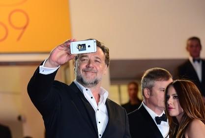 Russell Crowe Cannes Film Festival 2016 The Nice Guys premiere © Joe Alvarez