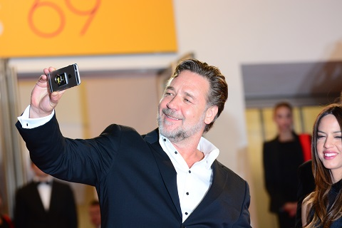 Russell Crowe The Nice Guys Premiere Cannes Film Festival 2016 The Nice Guys premiere © Joe Alvarez