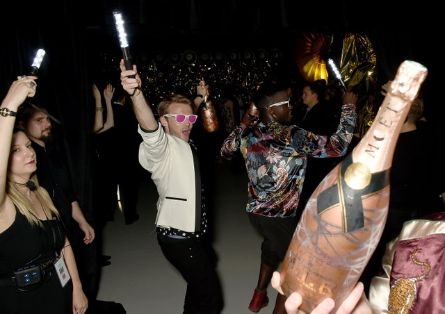 Moet & Chandon Champagne Now Or Neverland Party