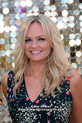 Emma Bunton Absolutely Fabulous The Movie London Premiere © Joe Alvarez