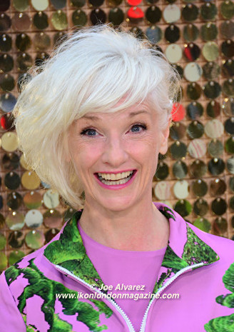 Jane Horrocks Absolutely Fabulous The Movie London Premiere © Joe Alvarez
