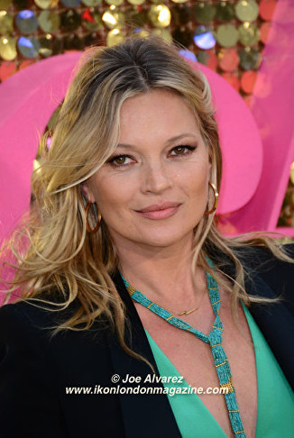 Kate Moss Absolutely Fabulous The Movie London Premiere © Joe Alvarez