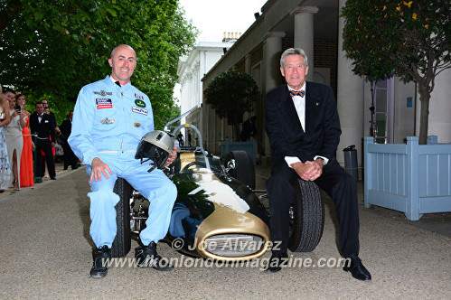 Tiff Needell Grand Prix Ball 2016 © Joe Alvarez