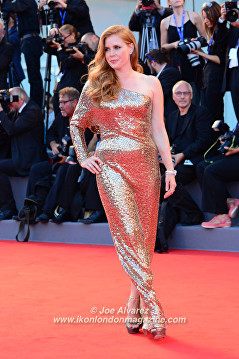 Amy Adams Nocturnal Animals Film premiere Venice Film Festival © Joe Alvarez