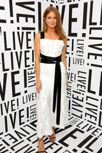 Millie Mackintosh Live! Clothing Launch