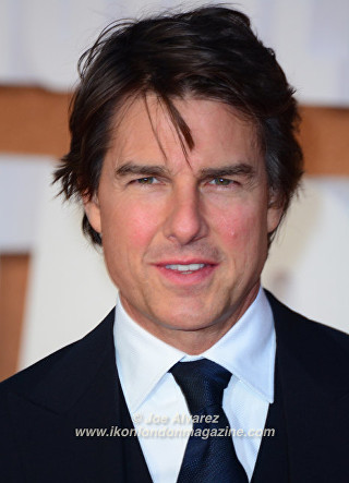 Tom Cruise Jack Reacher 2 premiere © Joe Alvarez