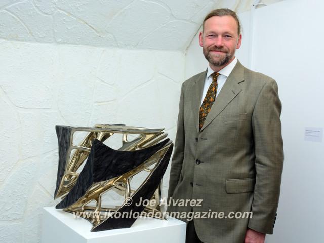 Fusion Exhibition of Charles Haddock © Joe Alvarez