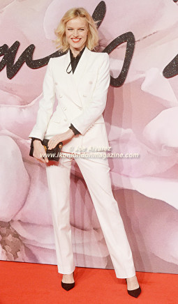 Petra Nemcova The Fashion Awards 2016 © Ikon London Magazine.jpg