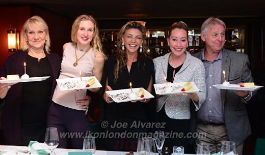 Tamara Orlova-Alvarez, Liza Chenguiz, Beth Jones © Joe Alvarez