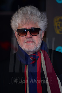 Pedro Almodovar at Royal BAFTA 2017 © Joe Alvarez