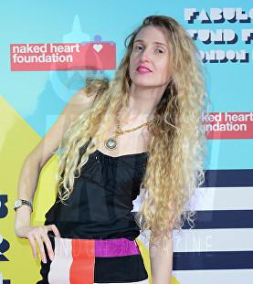 Tamara Orlova-Alvarez Naked Heart Foundation