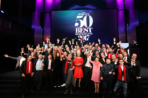 The World's 50 Best Restaurants