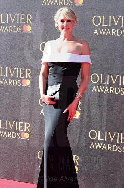 Ali Bastian Laurence Olivier Awards 2017 © Joe Alvarez 983