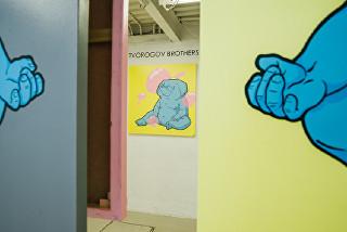 Olga Lomaka gallery launch