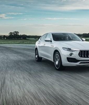 Maserati Levante SUV 4x4
