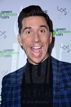 Russell Kane Lash Unlimited party © Joe Alvarez