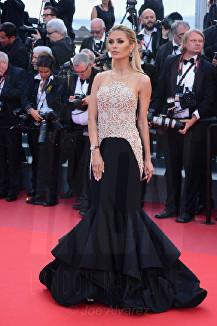 Viktoria Bonya The Meyerowitz film premiere Cannes Film Festival © Joe Alvarez