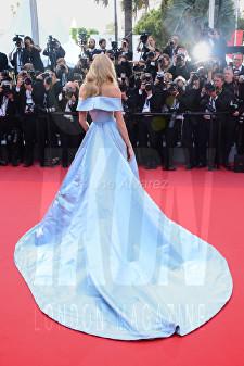 Elsa Hosk The Beguiled Premiere Cannes Film Festival © Joe Alvarez