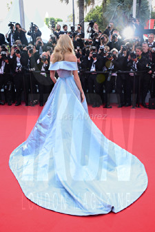Elsa Hosk The Beguiled Premiere Cannes Film Festival © Joe Alvarez