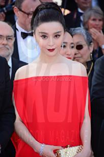 Fan Bing Bing The Beguiled Premiere Cannes Film Festival © Joe Alvarez