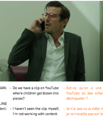 The Square Has Won the Top Prize of Palme d'Or at the Cannes Film Festival