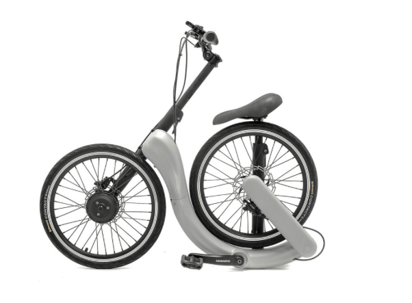 JIVR Electric BicycleJIVR Electric Bicycle