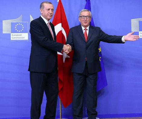 Erdogan European Union