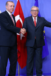 Erdogan European Union