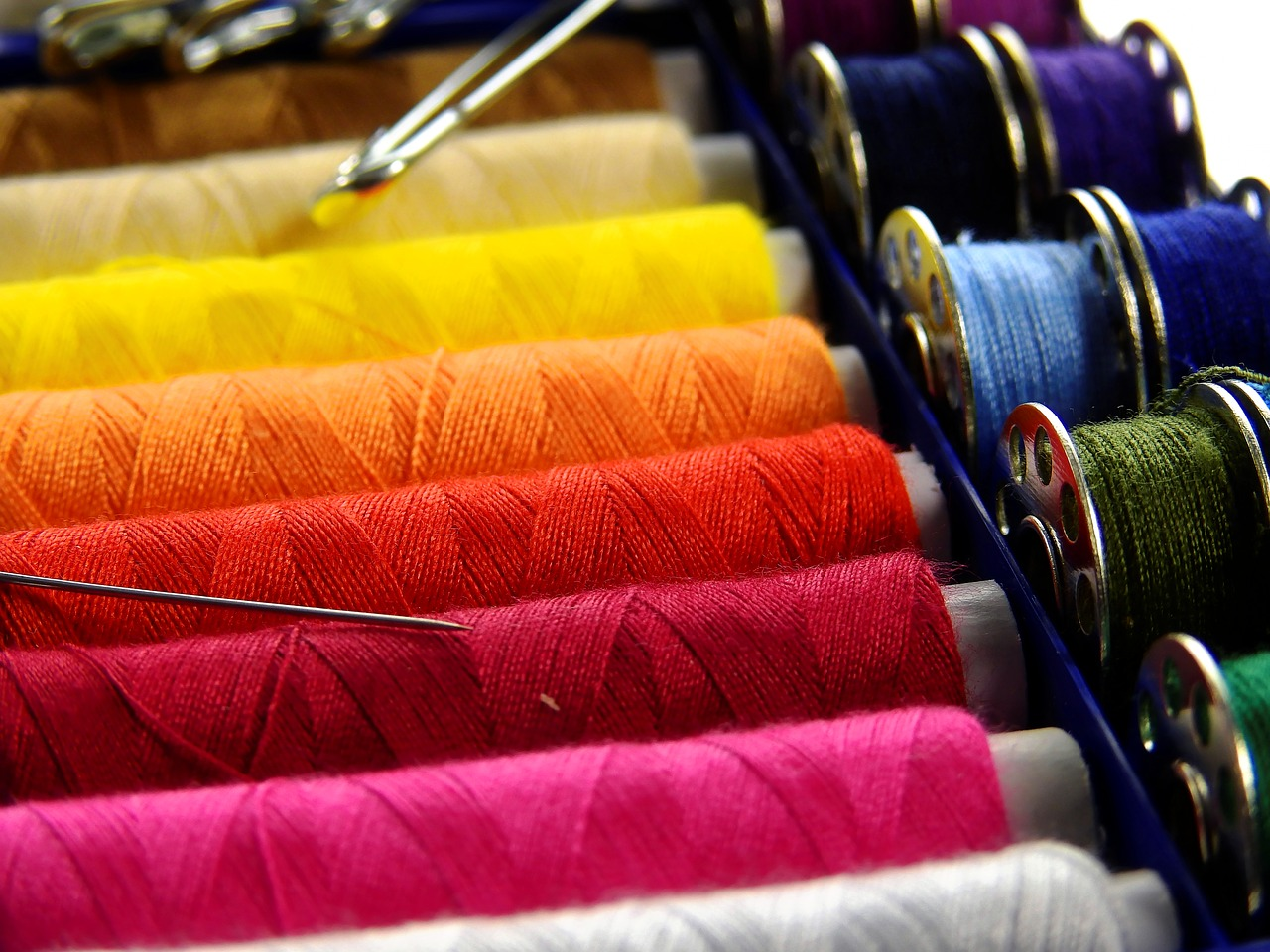 Fashion Threads free image Pixabay