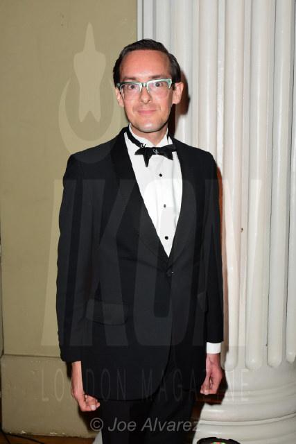 Darren Charman Dot Com Charity Gala © Joe Alvarez