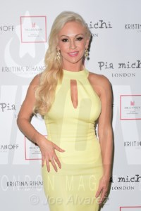 Kristina Rihanoff Pia Michi Launch