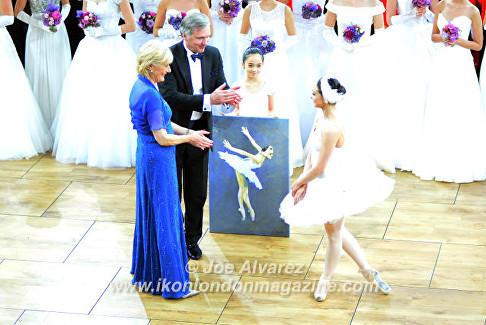 HH Princess Olga Romanoff Russian Debutante Ball 2016 © Joe Alvarez